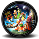 128x128px size png icon of Spore Galactic Adventures 3