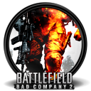 128x128px size png icon of Battlefield Bad Company 2 5