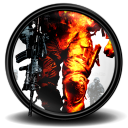 128x128px size png icon of Battlefield Bad Company 2 7