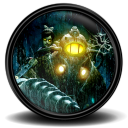 128x128px size png icon of Bioshock 2 5
