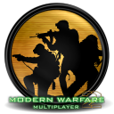 128x128px size png icon of Call of Duty Modern Warfare 2 9