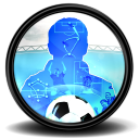128x128px size png icon of Championship Manager 1