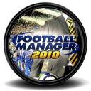 128x128px size png icon of Football Manager 2010 1