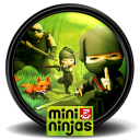 128x128px size png icon of Mini Ninjas 3