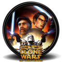 128x128px size png icon of Star Wars The Clone Wars RH 1