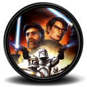 128x128px size png icon of Star Wars The Clone Wars RH 3