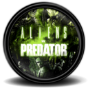 128x128px size png icon of Aliens vs Predator The Game 2