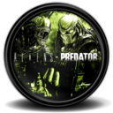 128x128px size png icon of Aliens vs Predator The Game 4