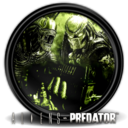128x128px size png icon of Aliens vs Predator The Game 6