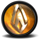 128x128px size png icon of Anarchy Online 2