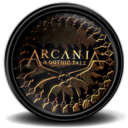 128x128px size png icon of Arcania A Gothic Tale 4