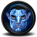 128x128px size png icon of Avatar 3