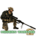 128x128px size png icon of Call of Duty Modern Warfare 2 25