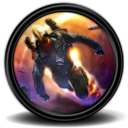 128x128px size png icon of Dark Void 4
