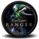128x128px size png icon of Elven Legacy Ranger 6