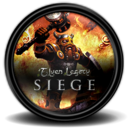 128x128px size png icon of Elven Legacy Siege 2