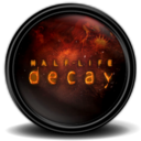 128x128px size png icon of Half Life Decay 2