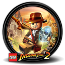 128x128px size png icon of LEGO Indiana Jones 2 2