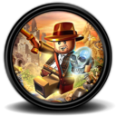 128x128px size png icon of LEGO Indiana Jones 2 4