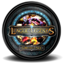 League of Legends 6 Icon