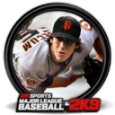 128x128px size png icon of Major League Baseball 2K9 2