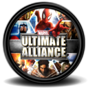 128x128px size png icon of Marvel Ultimate Alliance 2