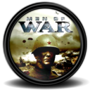 128x128px size png icon of Men of War 2