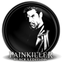 128x128px size png icon of Painkiller Black Edition 8