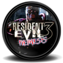 128x128px size png icon of Resident Evil 3 Nemesis 2