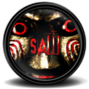 128x128px size png icon of SAW TheGame 2