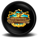 128x128px size png icon of Age of Pirates 2 City of Abandoned Ships 3