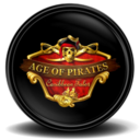 128x128px size png icon of Age of Pirates Caribbean Tales 1