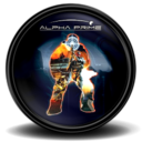 128x128px size png icon of Alpha Prime 1