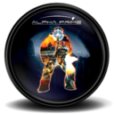 128x128px size png icon of Alpha Prime 2
