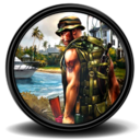 128x128px size png icon of Brigade High Caliber 7 62 2