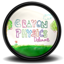 128x128px size png icon of Crayon Physics Deluxe 1