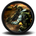 128x128px size png icon of CrossFire 3