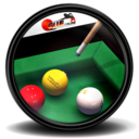 128x128px size png icon of Cue Online 1