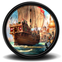 128x128px size png icon of Dawn of Discovery 3