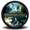 128x128px size png icon of Defense Grid 2