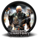 128x128px size png icon of Enemy Territory Quake Wars new 1