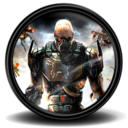 128x128px size png icon of Enemy Territory Quake Wars new 2