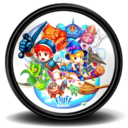 128x128px size png icon of Flyff 1