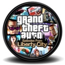 128x128px size png icon of GTA Episodes from Liberty City 1