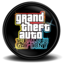 128x128px size png icon of GTA The Ballad of Gay Tony 1
