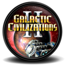 128x128px size png icon of Galactic Civilizations 2 1