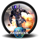 128x128px size png icon of Global Agenda 1