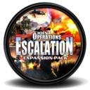 128x128px size png icon of Joint Operation Escalation 3