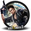 128x128px size png icon of Just Cause 2 3