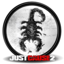 128x128px size png icon of Just Cause 2 7